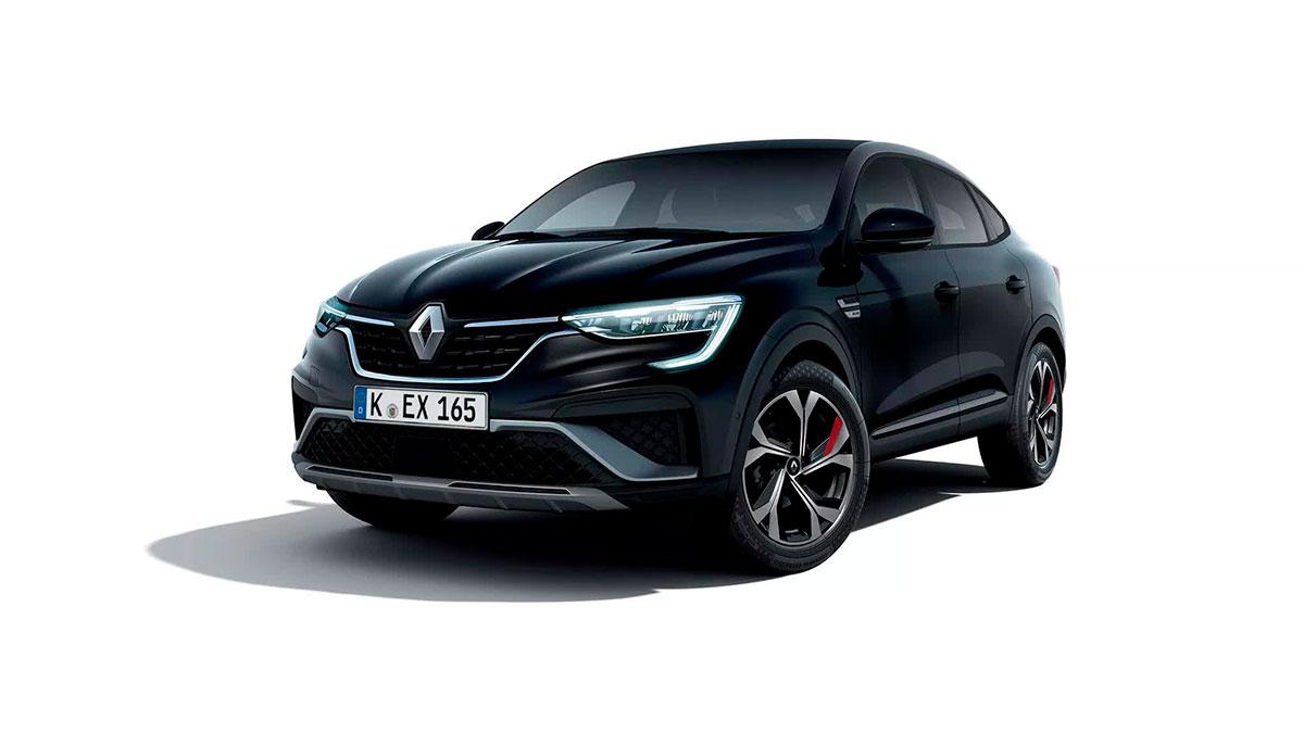 Heddier-Gruppe Renault Arkana