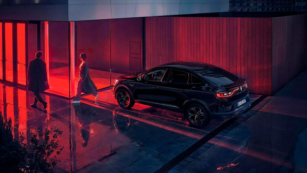 Foto Heddier-Gruppe Renault Arkana