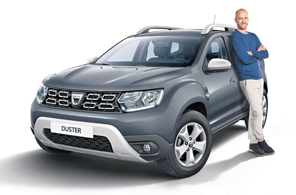 Dacia Duster Urban TCe 130 2WD schon ab 17.690,– €
