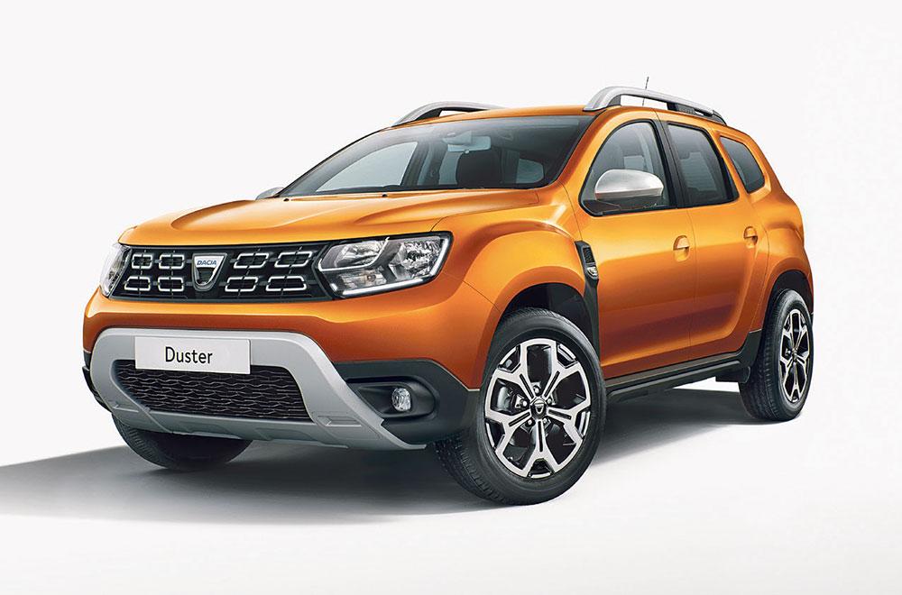 Dacia Duster Prestige TCe 100 ECO-G 2WD LPG