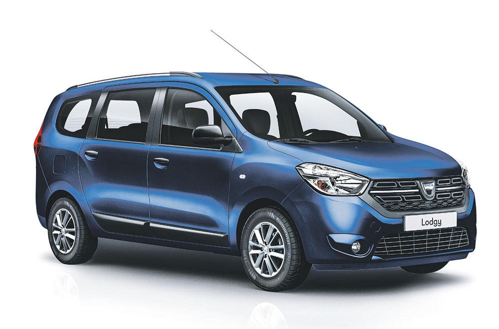 Dacia Lodgy Stepway TCe 130 schon ab 17.190,– €*